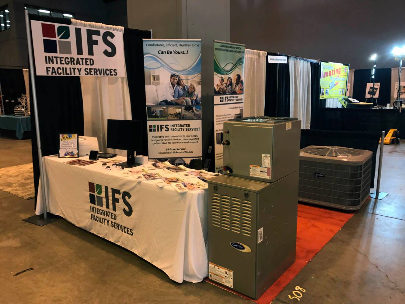 st louis home and garden show 2017 integrated facility services