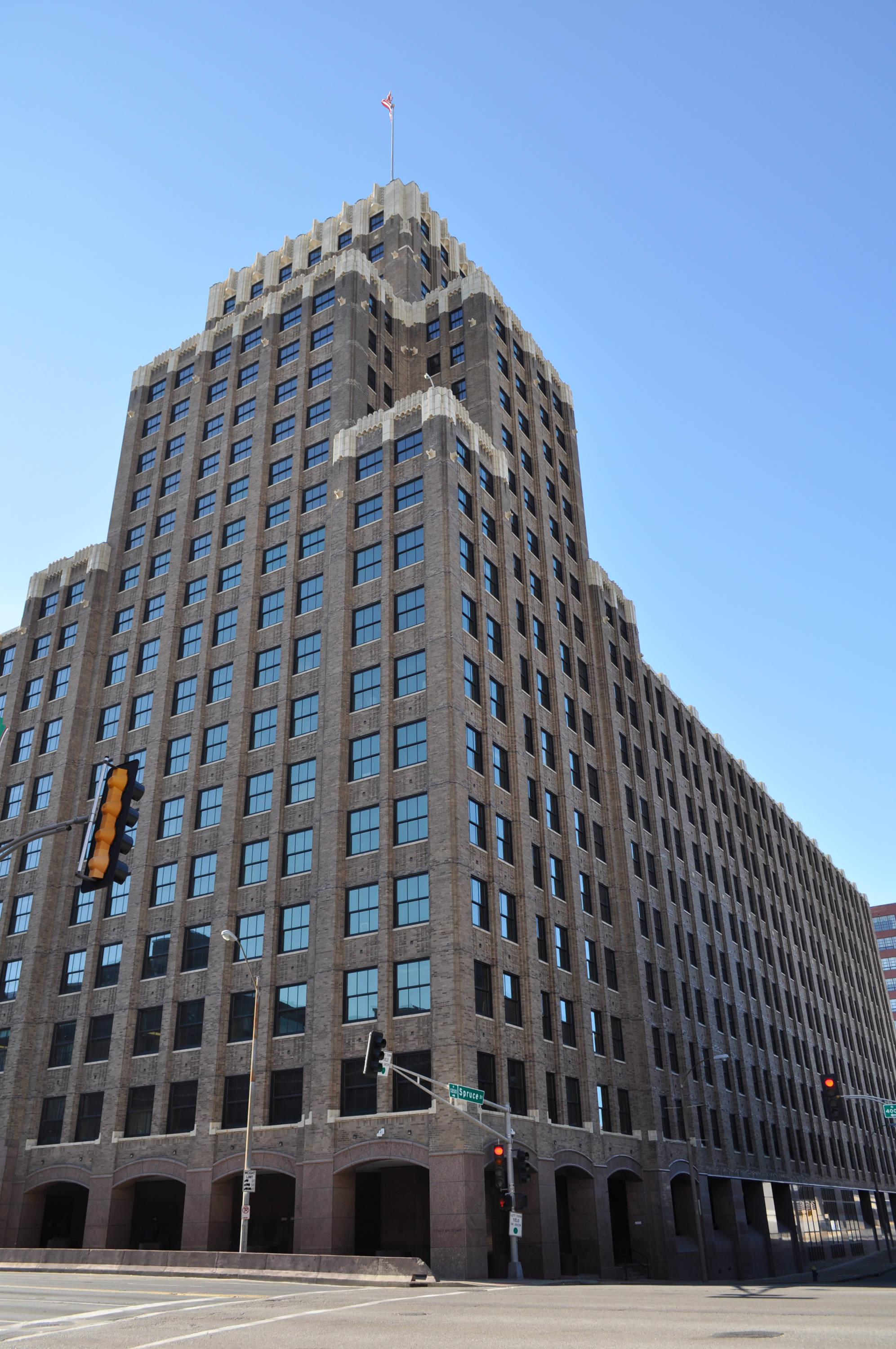 $10 million seismic retrofit of mechanical systems at St ...