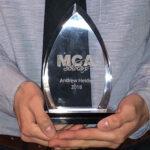 Andrew Heider – MCA Scholarship Winner