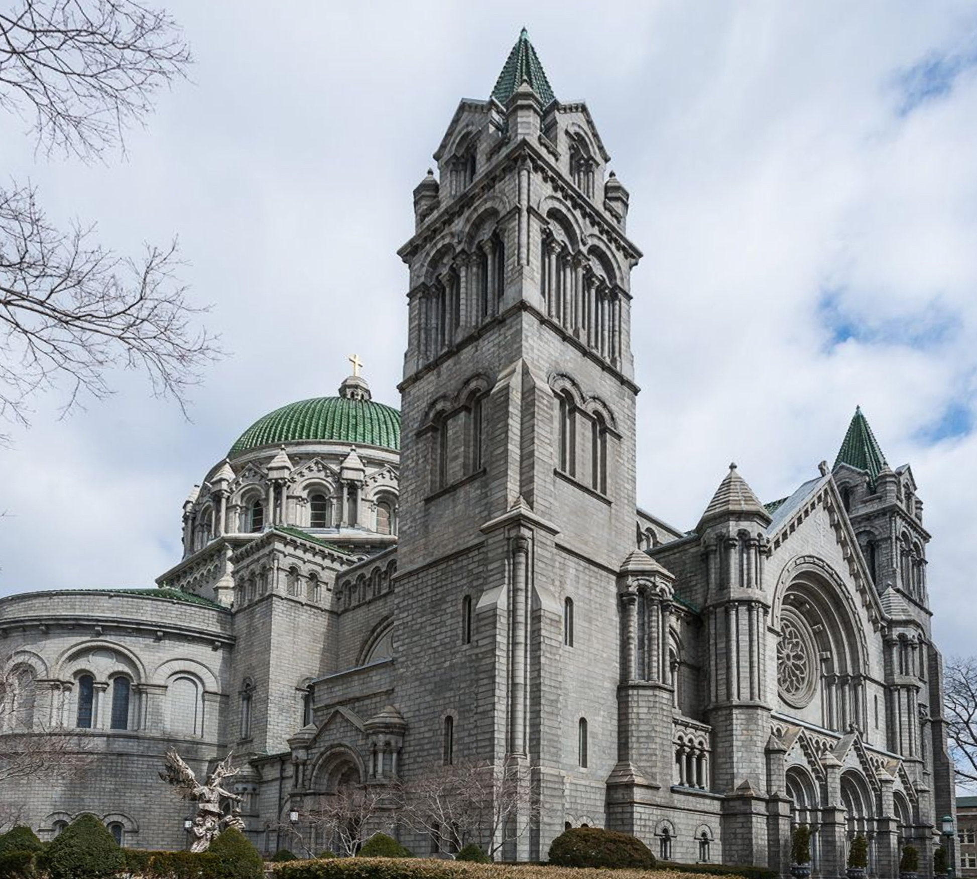 Cathedral Basilica St Louis Mo Integrated Facility