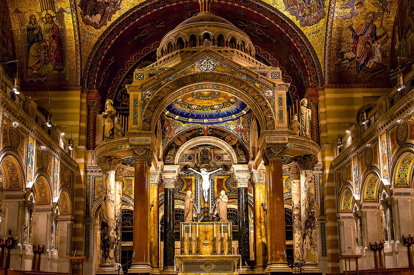 Cathedral Basilica Integrated Facility Services